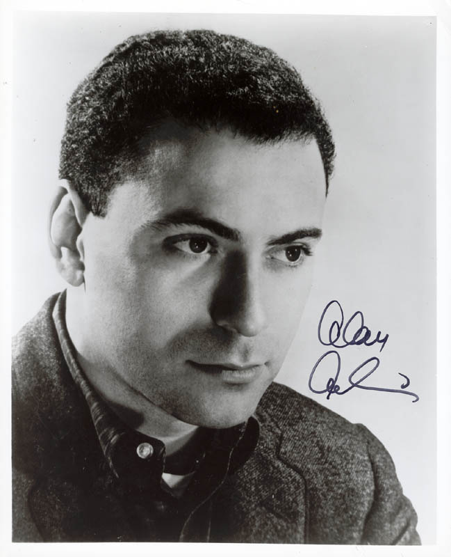 Image 1 for Alan Arkin - Autographed Signed Photograph - HFSID 211491