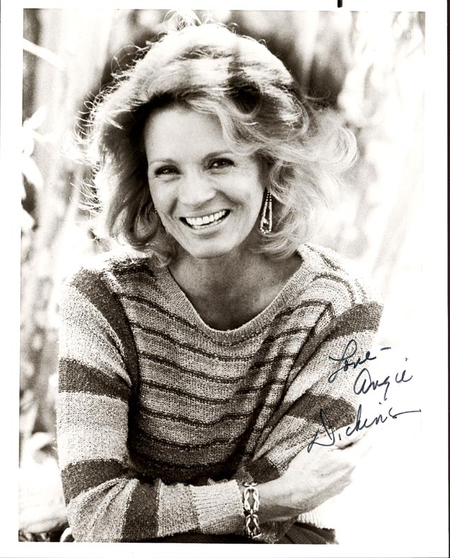 Image 1 for Angie Dickinson - Autographed Signed Photograph - HFSID 211592