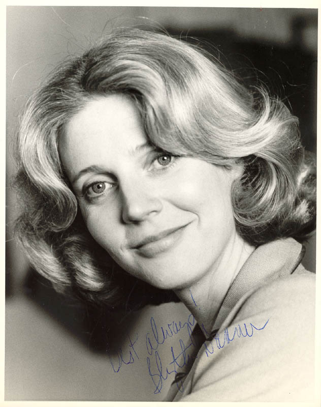 Image 1 for Blythe Danner - Autographed Signed Photograph - HFSID 211670