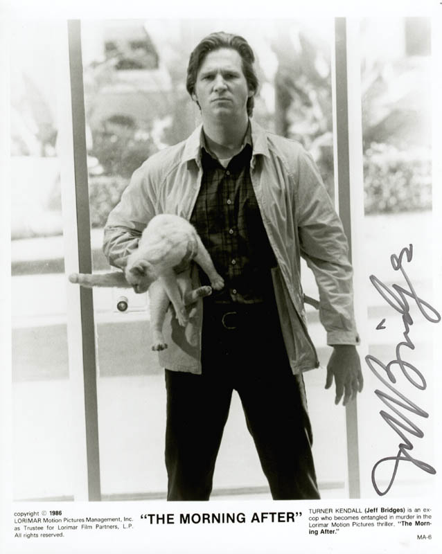 Image 1 for Jeff Bridges - Autographed Signed Photograph - HFSID 211780
