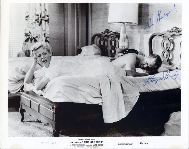 Image 1 for Lloyd Bridges - Autographed Inscribed Photograph - HFSID 211816