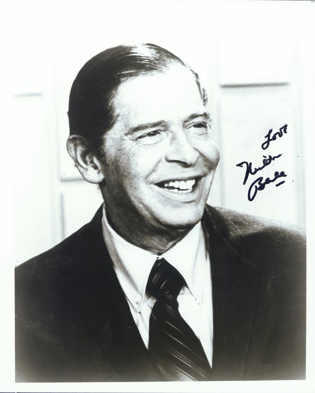 Image 1 for Milton Berle - Autographed Signed Photograph - HFSID 211835