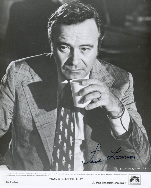 Image 1 for Jack Lemmon - Autographed Signed Photograph - HFSID 212106