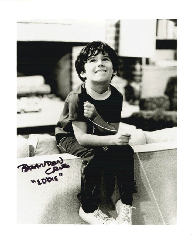 Image 1 for Brandon Cruz - Autographed Signed Photograph - HFSID 212605