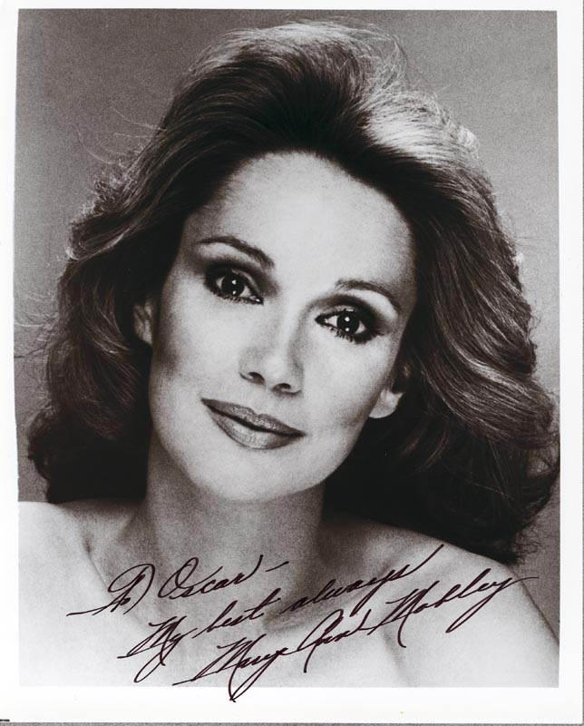 Image 1 for Mary Ann Mobley - Autographed Inscribed Photograph - HFSID 212801
