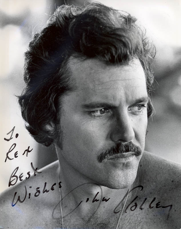 Image 1 for John Ashley - Autographed Inscribed Photograph - HFSID 213286