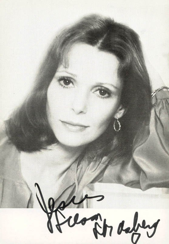 Image 1 for Susan Strasberg - Autographed Inscribed Photograph - HFSID 213617