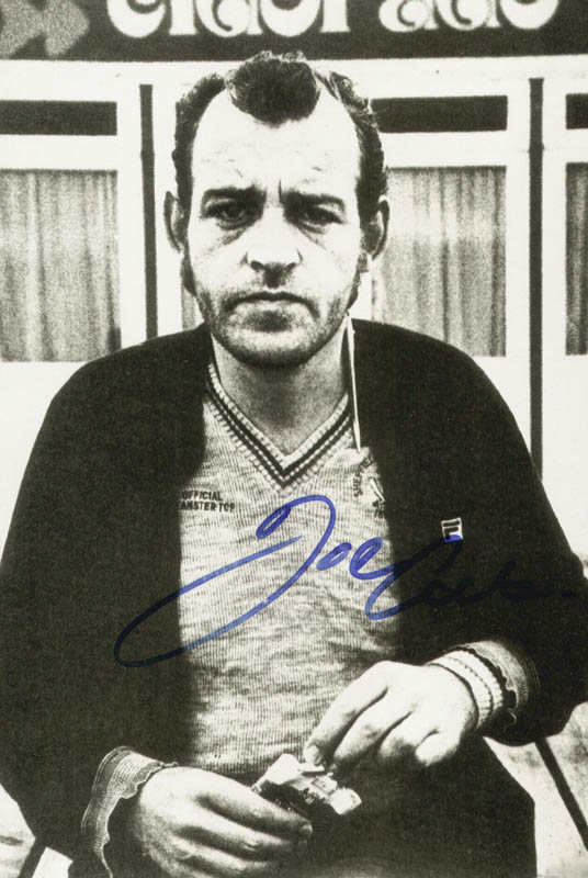 Image 1 for Joe Cocker - Autographed Signed Photograph - HFSID 213963