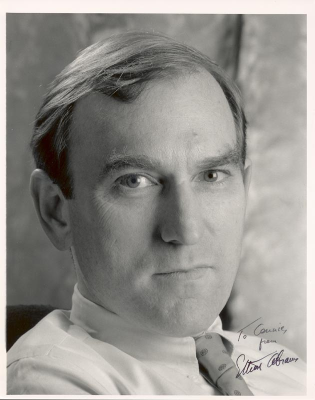 Image 1 for Elliott Abrams - Autographed Inscribed Photograph - HFSID 214145