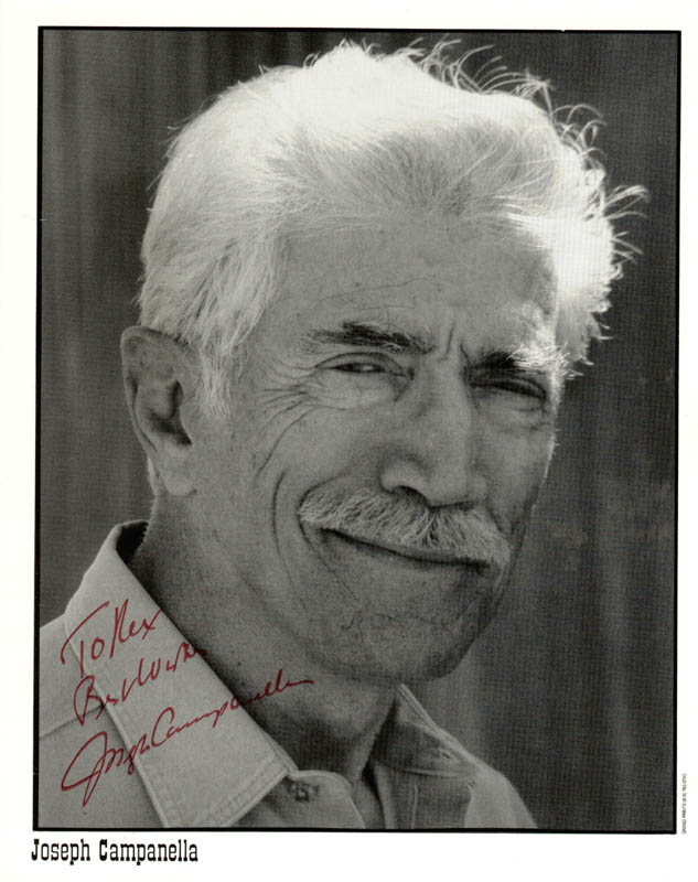 Image 1 for Joseph Campanella - Autographed Inscribed Photograph - HFSID 214289