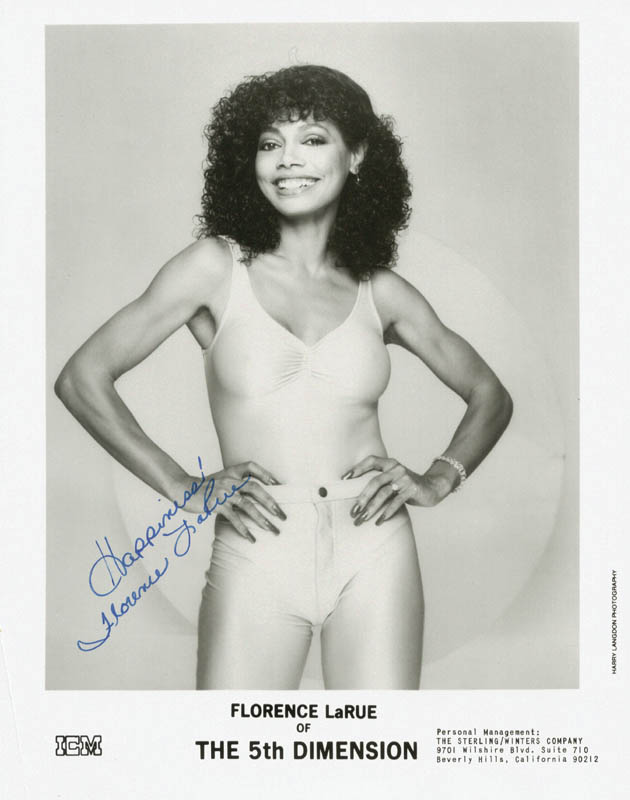 Image 1 for Florence Larue - Autographed Signed Photograph - HFSID 214381