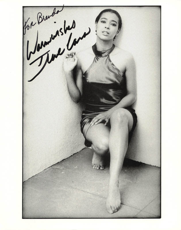 Image 1 for Irene Cara - Autographed Inscribed Photograph - HFSID 214391