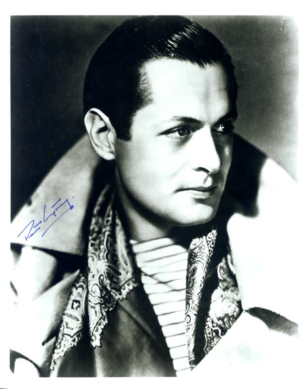 Image 1 for Robert Montgomery - Autographed Signed Photograph - HFSID 214399