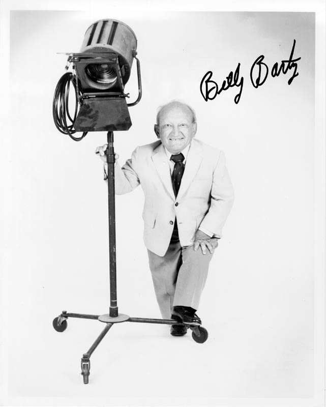 Image 1 for Billy Barty - Autographed Signed Photograph - HFSID 214920