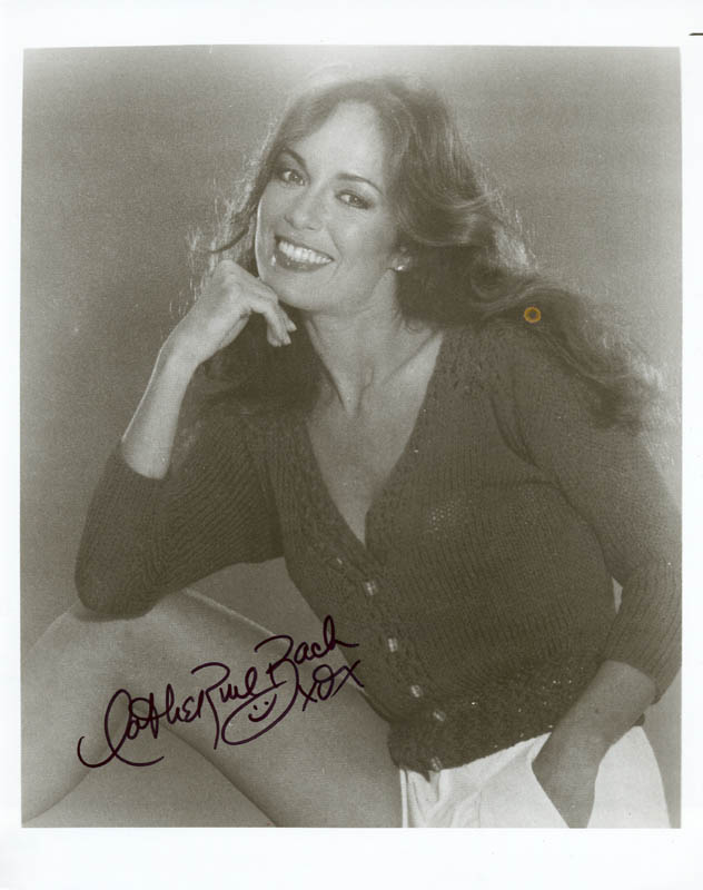 Image 1 for Catherine Bach - Autographed Signed Photograph - HFSID 214949