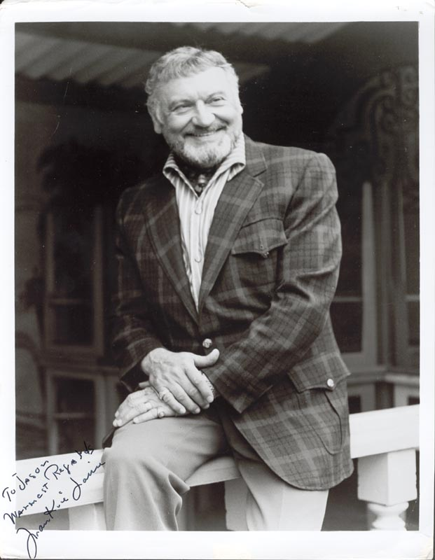 Image 1 for Frankie Laine - Autographed Inscribed Photograph - HFSID 214983