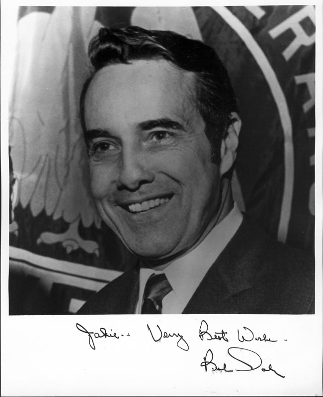 Image 1 for Robert J. 'Bob' Dole - Autographed Inscribed Photograph - HFSID 215009