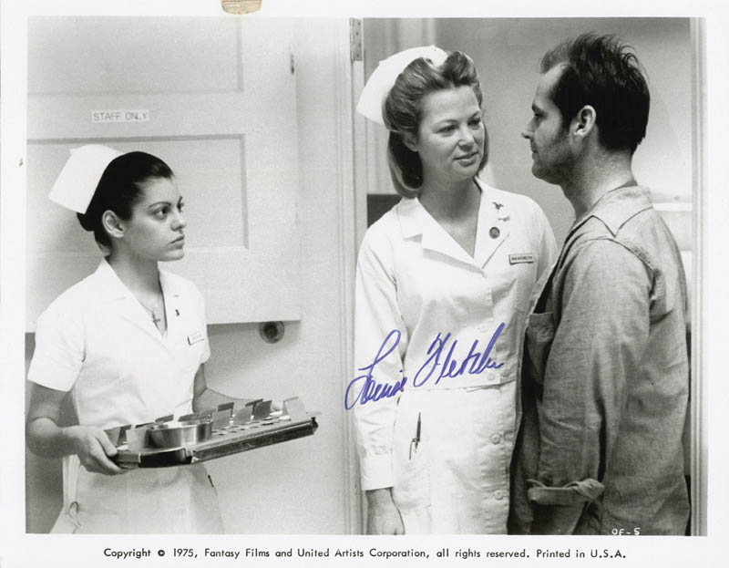 Image 1 for Louise Fletcher - Autographed Signed Photograph - HFSID 215061
