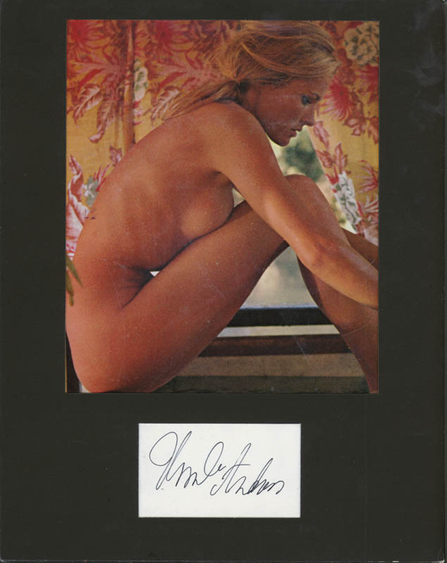 Image 1 for Ursula Andress - Autograph - HFSID 215208