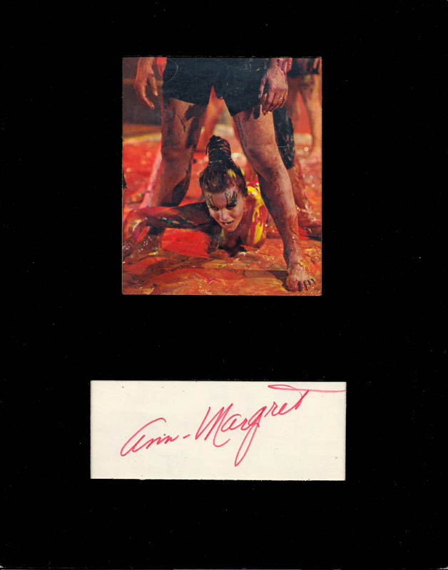 Image 1 for Ann-margret - Autograph - HFSID 215248