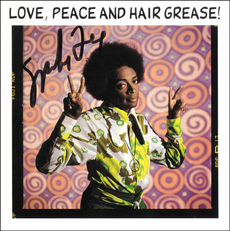 Image 1 for Spike Lee - Autographed Signed Photograph - HFSID 215736