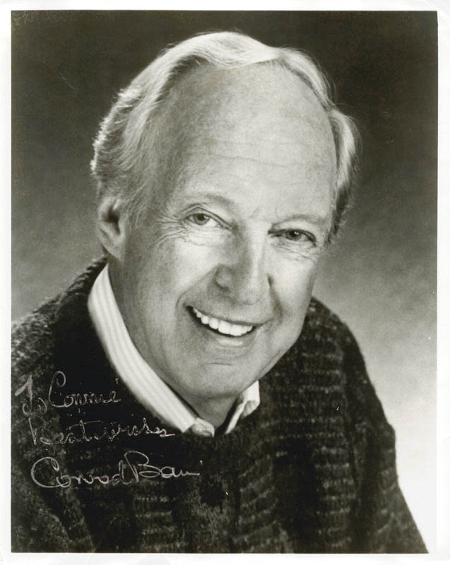 Image 1 for Conrad Bain - Autographed Inscribed Photograph - HFSID 216250