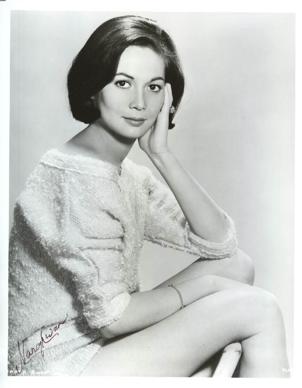 nancy kwan photos