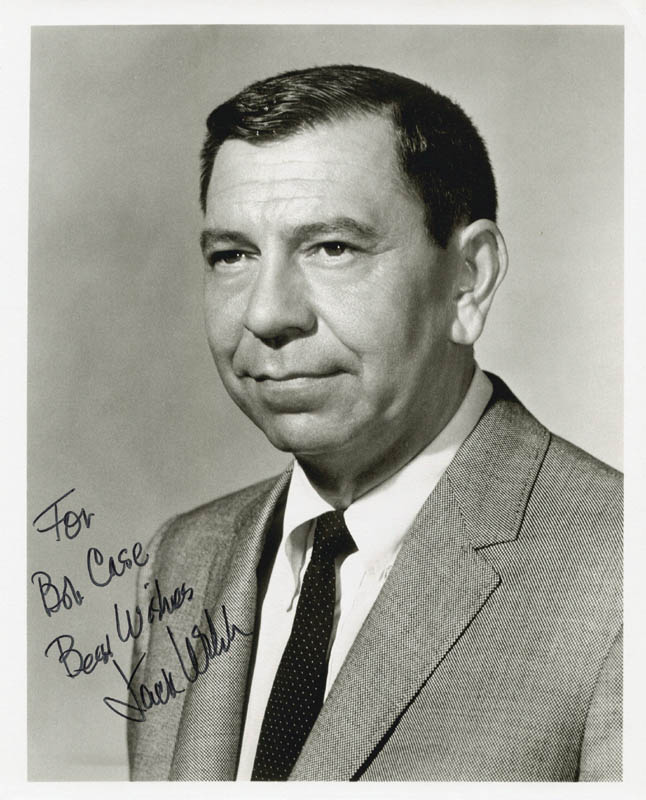 Image 1 for Jack Webb - Autographed Inscribed Photograph - HFSID 217101