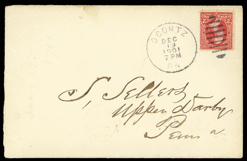 Image 3 for Jay Cooke - Autograph Letter Signed 12/19/1901 - HFSID 218037