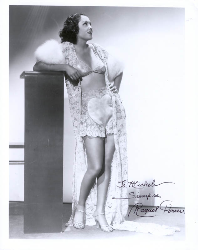 Image 1 for Raquel Torres - Autographed Inscribed Photograph - HFSID 22036