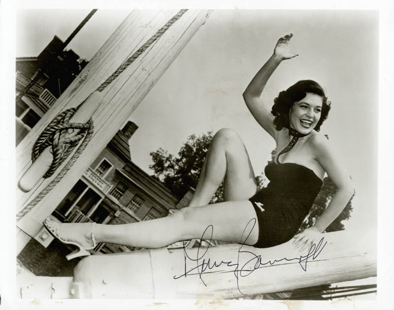Image 1 for Anne Bancroft - Autographed Signed Photograph - HFSID 221474