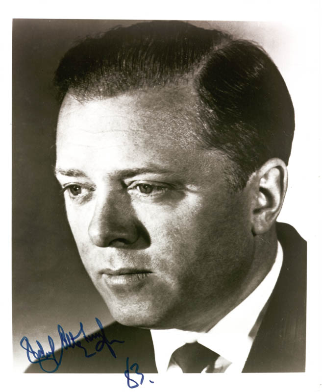 Image 1 for Sir Richard Attenborough - Autographed Signed Photograph 1983 - HFSID 221530