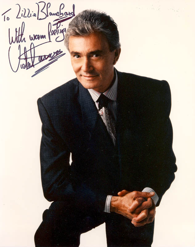 Image 1 for Vidal Sassoon - Autographed Inscribed Photograph - HFSID 221580