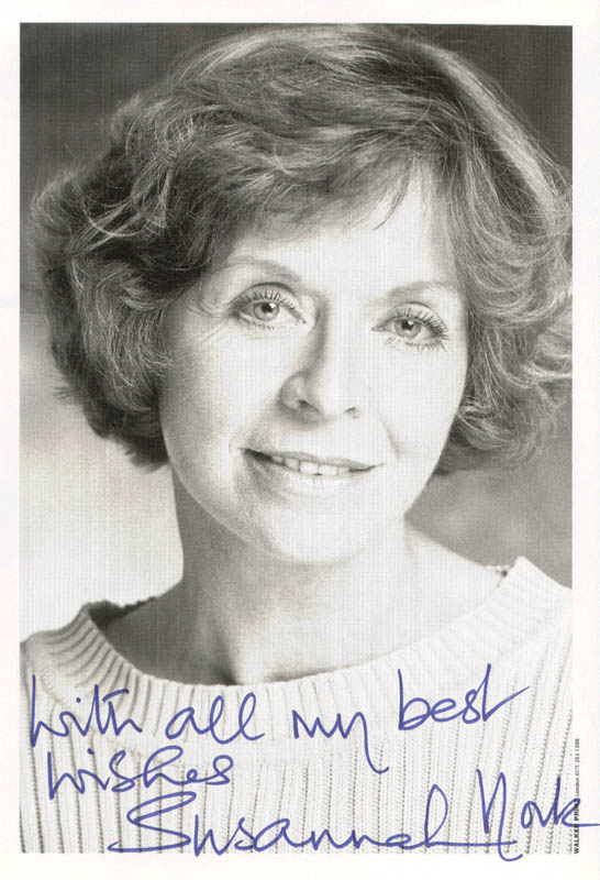 Image 1 for Susannah York - Autographed Signed Photograph - HFSID 221674