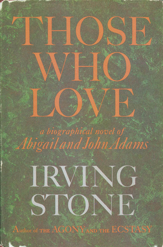 Image 4 for Irving Stone - Inscribed Book Signed 10/1965 - HFSID 221974