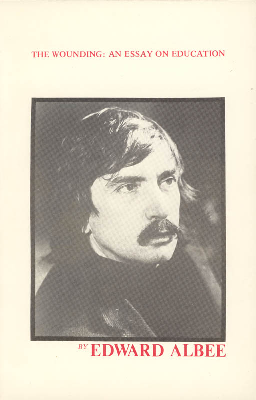 Image 1 for Edward Albee - Book Signed Circa 1981 - HFSID 221980
