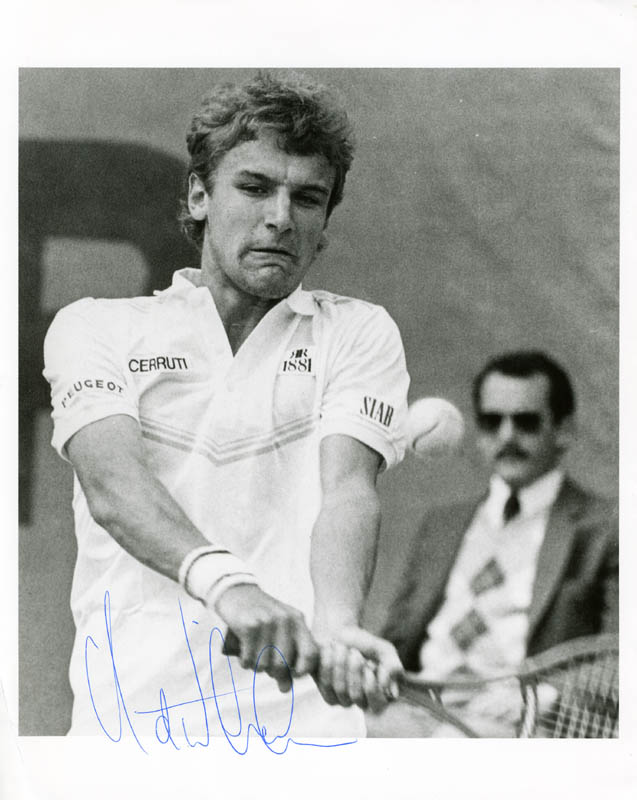 Image 1 for Mats Willander - Autographed Signed Photograph - HFSID 222486