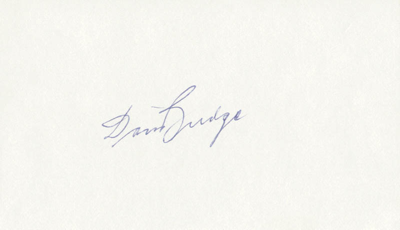 Image 1 for Don Budge - Autograph - HFSID 222493