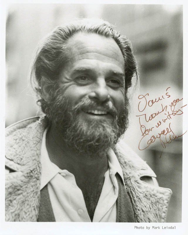 Image 1 for Corey Allen - Autographed Inscribed Photograph - HFSID 222838