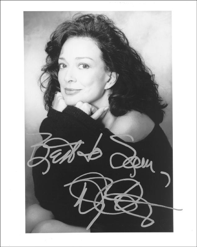 Image 1 for Dixie Carter - Autographed Inscribed Photograph - HFSID 223185
