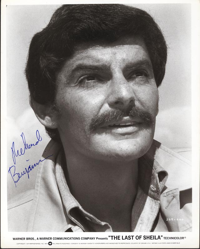 Image 1 for Richard Benjamin - Autographed Signed Photograph - HFSID 223272