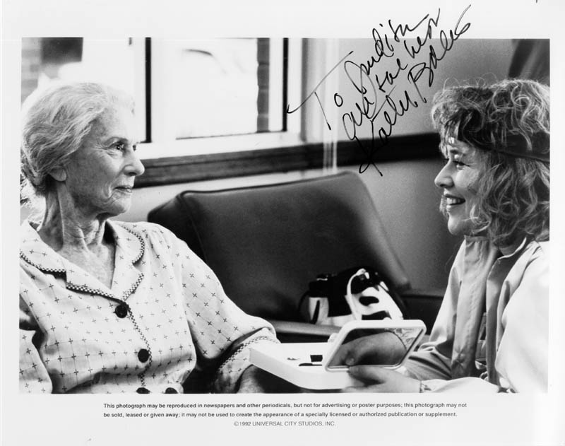 Image 1 for Kathy Bates - Autographed Inscribed Photograph - HFSID 223273