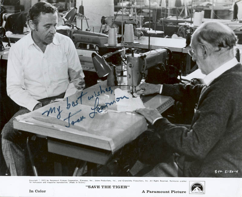 Image 1 for Jack Lemmon - Autographed Signed Photograph - HFSID 223692