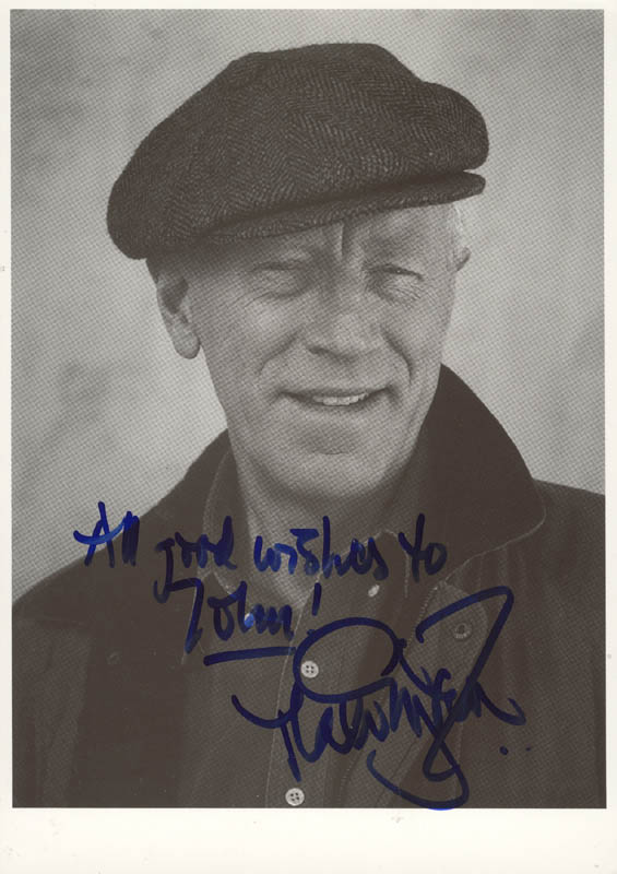 Image 1 for Max Von Sydow - Autographed Inscribed Photograph - HFSID 223800