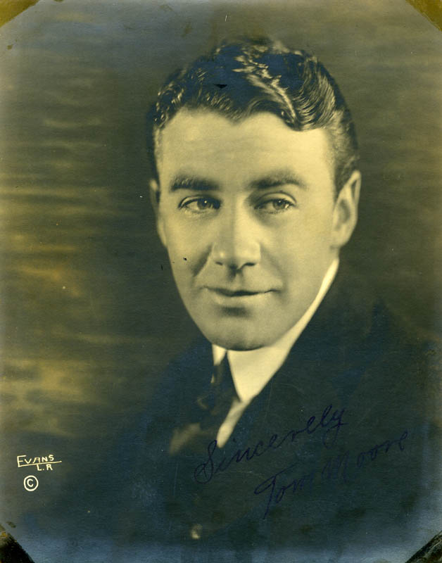 Image 1 for Tom Moore - Autographed Signed Photograph - HFSID 22457