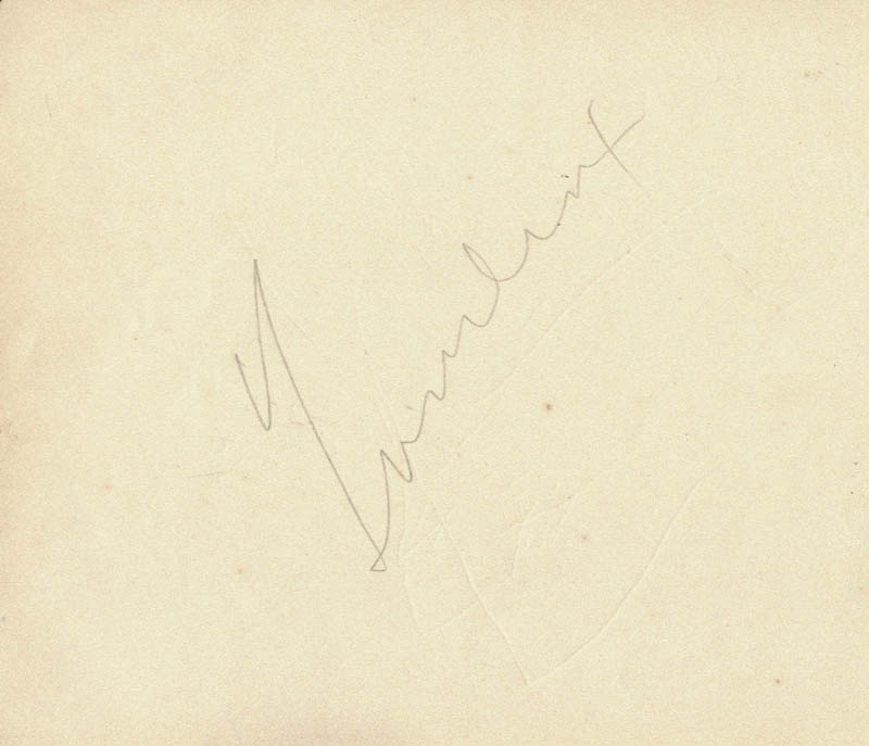 Image 1 for Tom Mix - Autograph co-signed by: Betsy Wallace, Cora Wallace - HFSID 22480