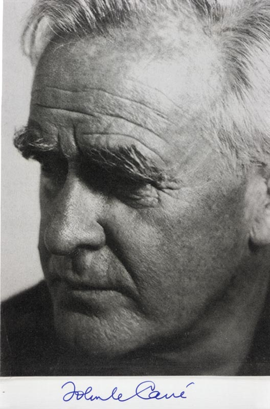 Image 1 for John Le Carre - Autographed Signed Photograph - HFSID 226381