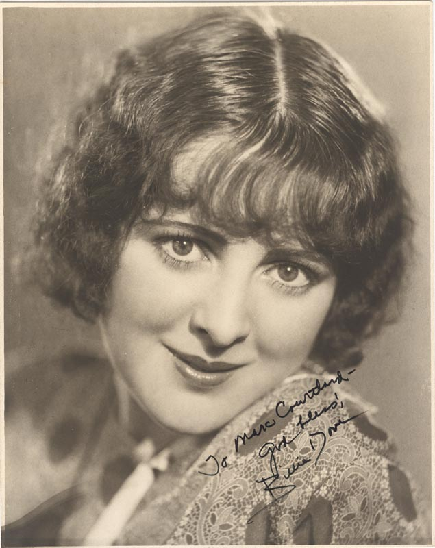 Image 1 for Billie Dove - Autographed Inscribed Photograph - HFSID 226417