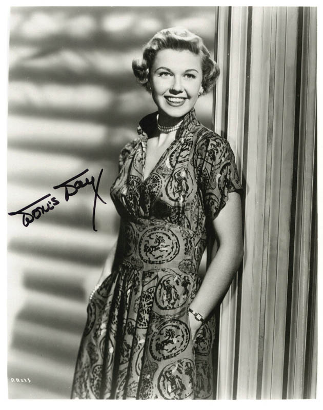 Image 1 for Doris Day - Autographed Signed Photograph - HFSID 226462