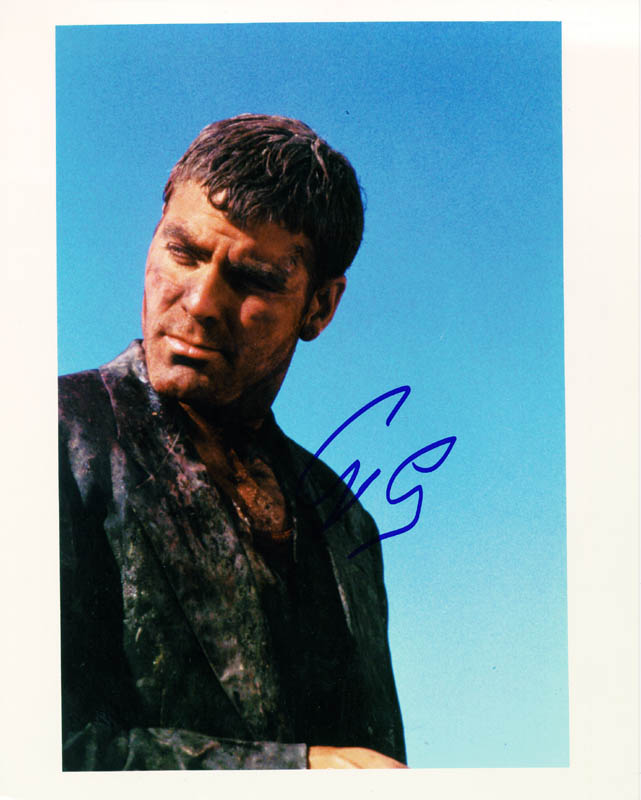 Image 1 for George Clooney - Autographed Signed Photograph - HFSID 226588